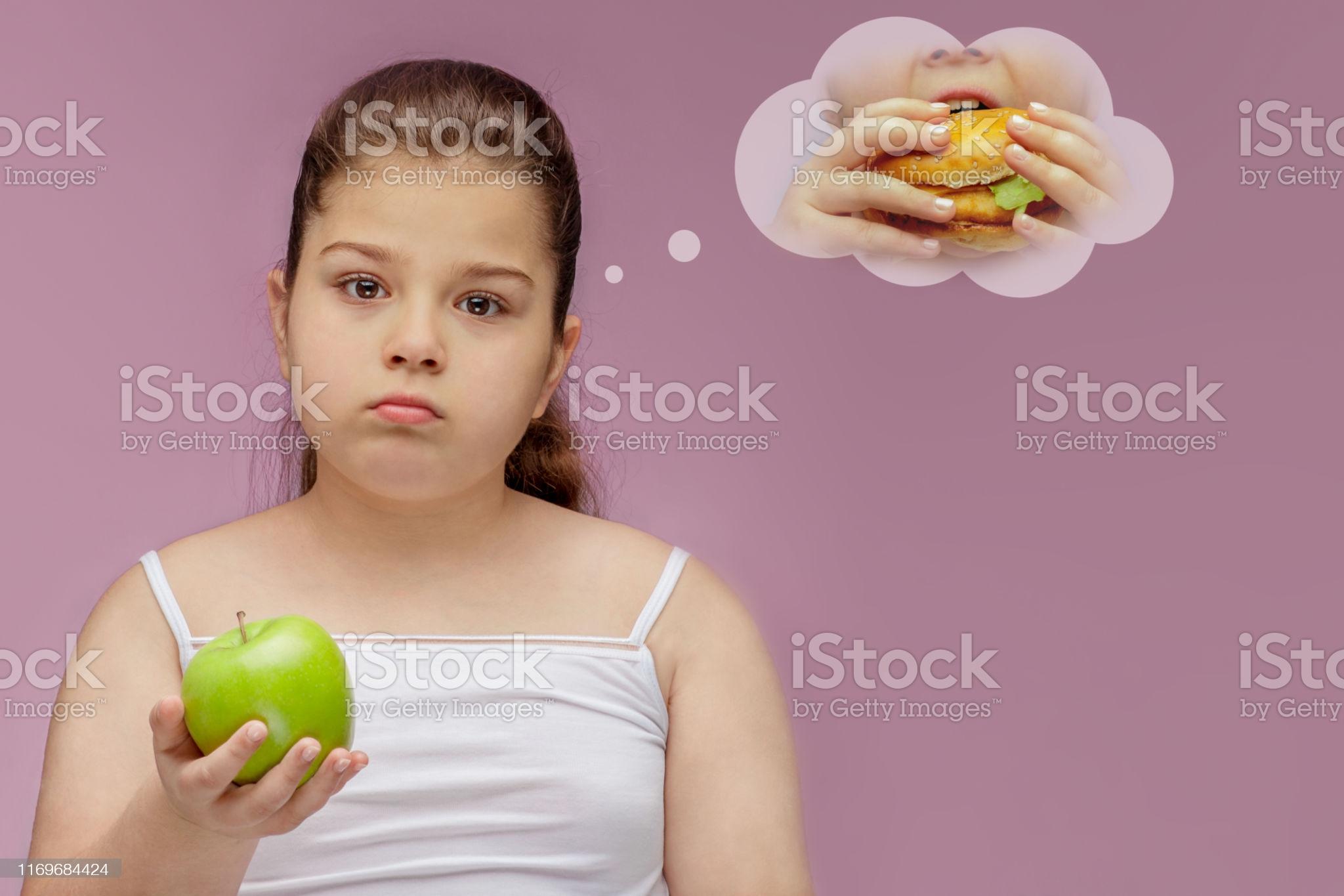 Myšlenky na jídlo