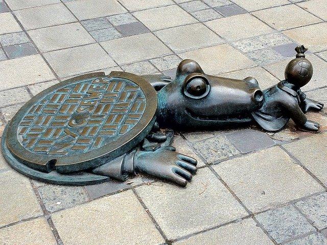 kanalizace