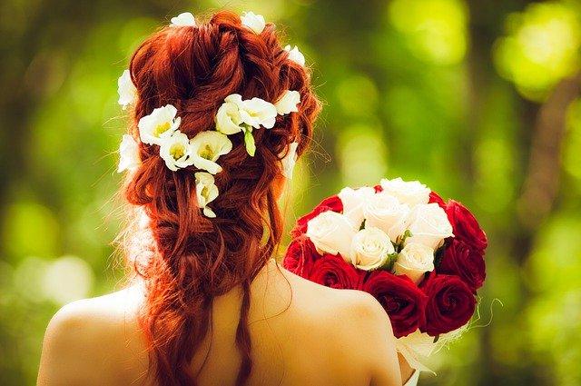 učes nevěsty