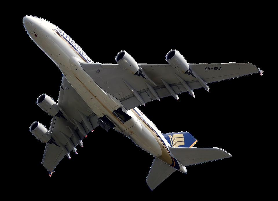 letadlo zdola